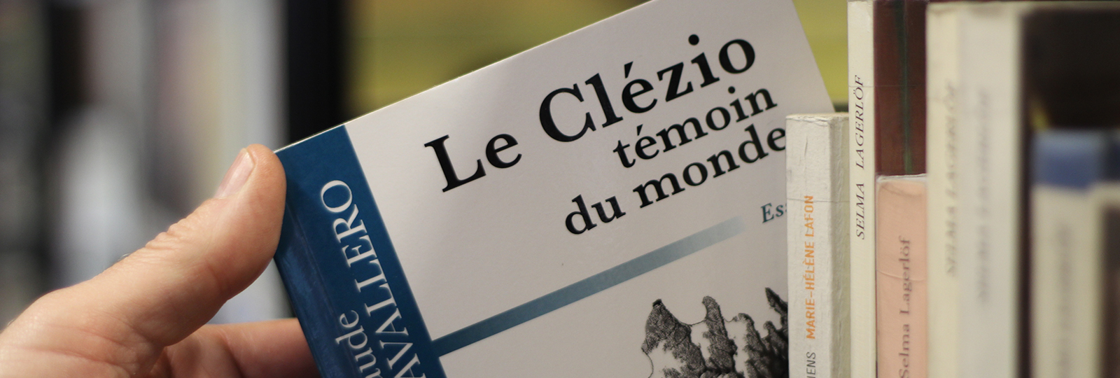 Le Clézio, Témoin du Monde - Claude Cavallero
